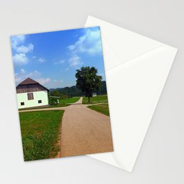 Peaceful countryside scenery | landscape photography Stationery Cards