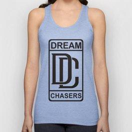 DC DREAM CHASERS T SHIRT MMG TOP TEE MEEK MILLS TSHIRT RICK ROSS HIP HOP HIPSTER Unisex Tank Top