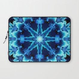 Crystal Light Mandala Laptop Sleeve