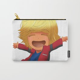 Will Solace chibi Carry-All Pouch