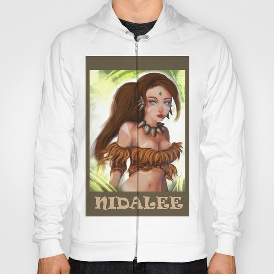 Nidalee Hoody