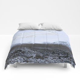 Spirit of the glen - glen Etive Scottish Highlands Comforters