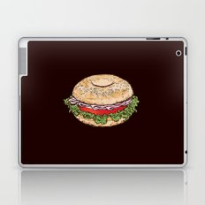 Bagel Sandwich Laptop & iPad Skin