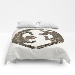 Japanese Tiger Comforters