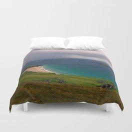 Great Blasket Island Duvet Cover