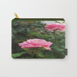 Pink Roses in Anzures 5  Blank P1F0 Carry-All Pouch