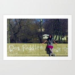 Dope Peddler Art Print