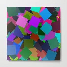 Squares from Arlo Take # 2 Metal Print