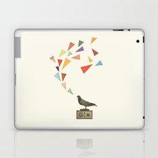 Pigeon Radio Laptop & iPad Skin