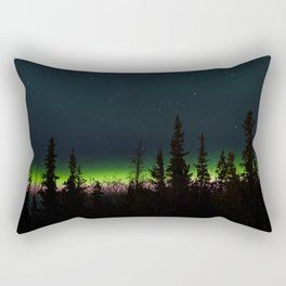 Auroras II Rectangular Pillow
