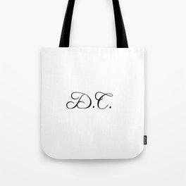 D.C. Tote Bag