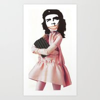 che Art Prints featuring Che by Jennifer
