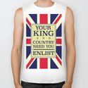 Your King and country need you Enlist. by nicholasgreen