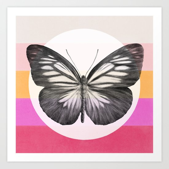 Flight by Eric Fan & Garima Dhawan Art Print