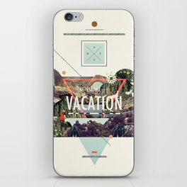 island Vacation iPhone Skin