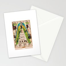 Controlled Designation of Origin. Stationery Cards
