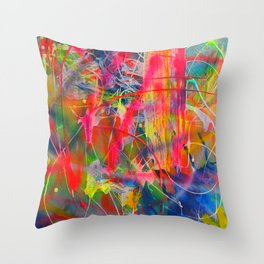 Lalulu Throw Pillow