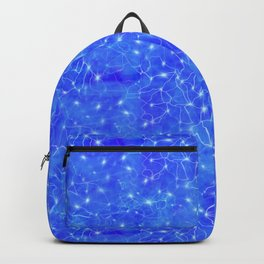 Universal Connections - Microscopic Lightning Synapses Backpack