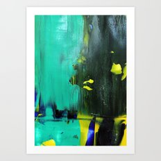Abstract Painting 7 Art Print