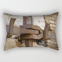 Steel anchor Rectangular Pillow