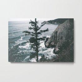 Oregon Coast VII Metal Print
