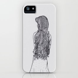 Donna iPhone Case