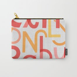 Exit Only, Baby Carry-All Pouch