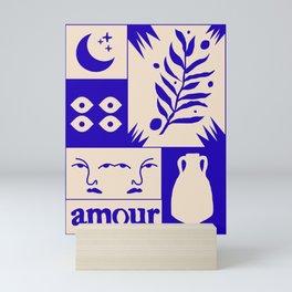 Amour Mini Art Print