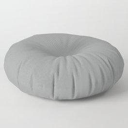 Pantone 17-4402 Neutral Gray Floor Pillow