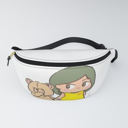 I'm here Fanny Pack