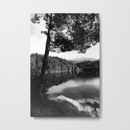 Hechtsee - See in den Brandenberger Alpen in Tirol Metal Print