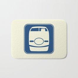 Shinkansen Bath Mat