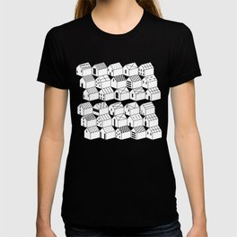 Architect and Little Houses T-shirt