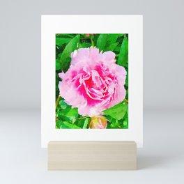 Florals at the Shore  Mini Art Print