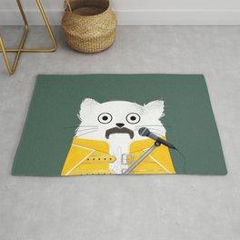 Cat Freddie Rug