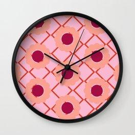 diamondcircle05_03 Wall Clock