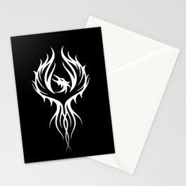 Pheonix - tattoo inspired Stationery Cards
