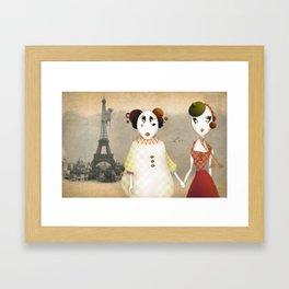 Romance Standart Framed Art Print