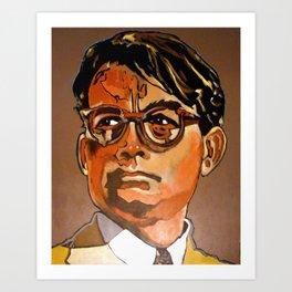 Atticus  Art Print