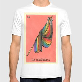 La bandera T-shirt
