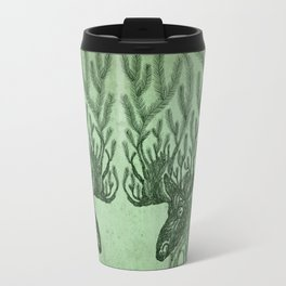 Moose-fir Travel Mug