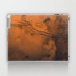 Valles Marineris, Mars Laptop & iPad Skin