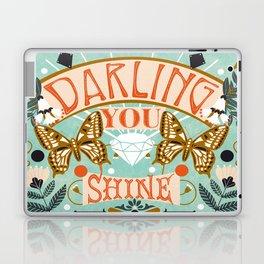 Darling You Shine Laptop & iPad Skin