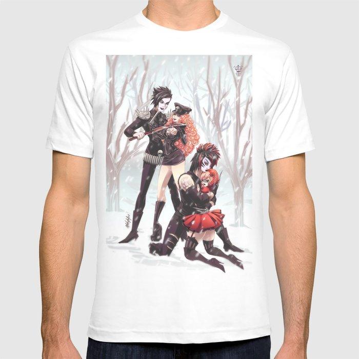 Blood On The Dance Floor Unforgiven T Shirt By Makofufu