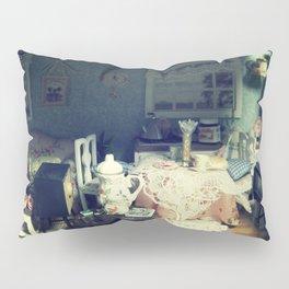 abandonded dollhouse Pillow Sham