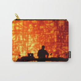 WILD FLAME DEEJAY PROJECTIONS Carry-All Pouch
