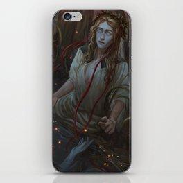 Rusalka iPhone Skin