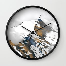 mountain 10 Wall Clock