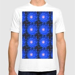Mosaic in Blue T-shirt