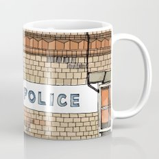 COUNTY POLICE Mug